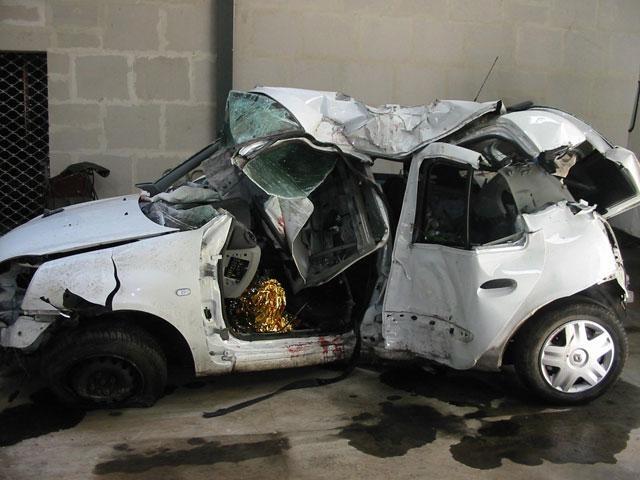 131 best Auto Accidents Photos images on Pinterest | Truck, Trucks ...