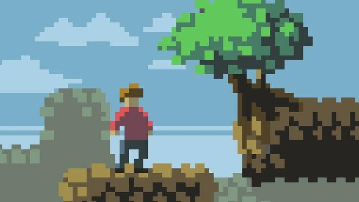 Improve your pixel art with these simple techniques and principles.