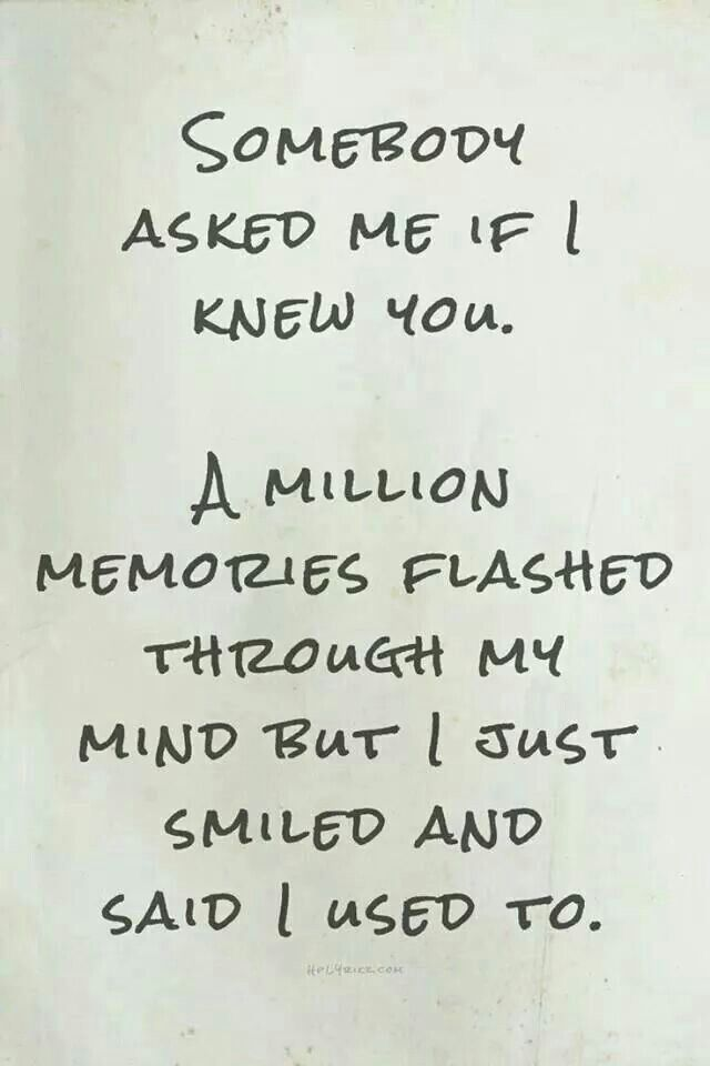 And I'm happy I could know you. Shame is only that you don't wanted me to know you even deeper and even more.
