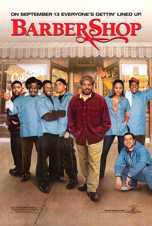 an introduction to the analysis of the movie barbershop The #1 movie review, analysis tell the world what you think about flowers for algernon you thought you'd heard it all in the barbershop.