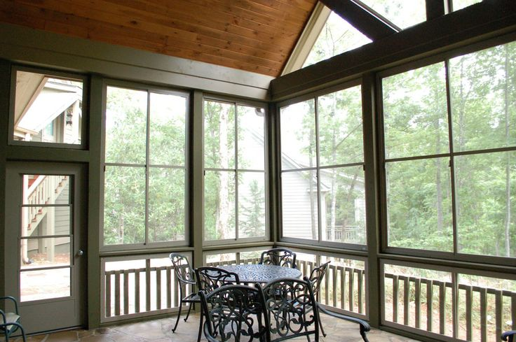 7 Best Enclosed Decks Images On Pinterest Enclosed Decks