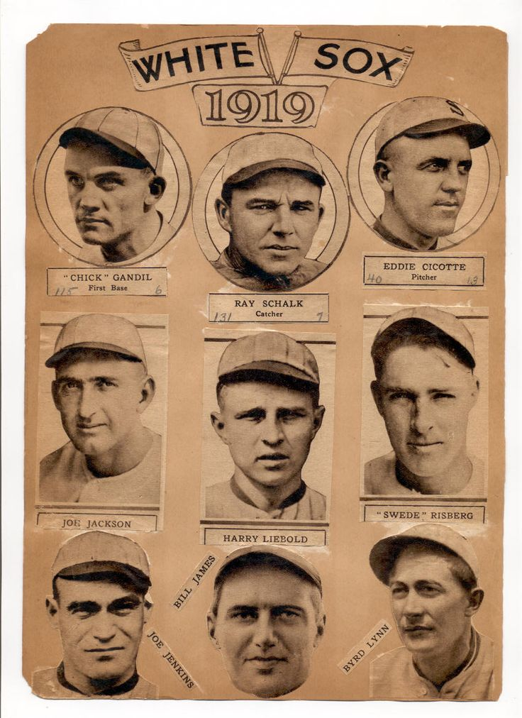 the chicago black sox essay Ninety-five years after players from the chicago white sox allegedly threw the  1919 world series, learn the story behind one of professional.