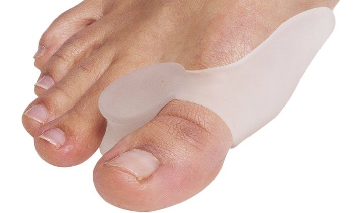 Dr Rogo Bunion-Relief Gel Separators for Big Toes | Groupon