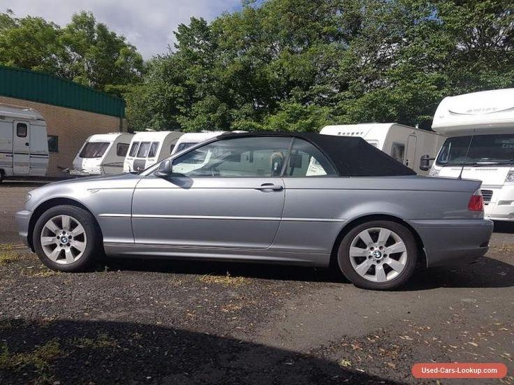 2006 BMW 320d CD SE 2.0TD Convertible #bmw #320cdse #forsale #unitedkingdom