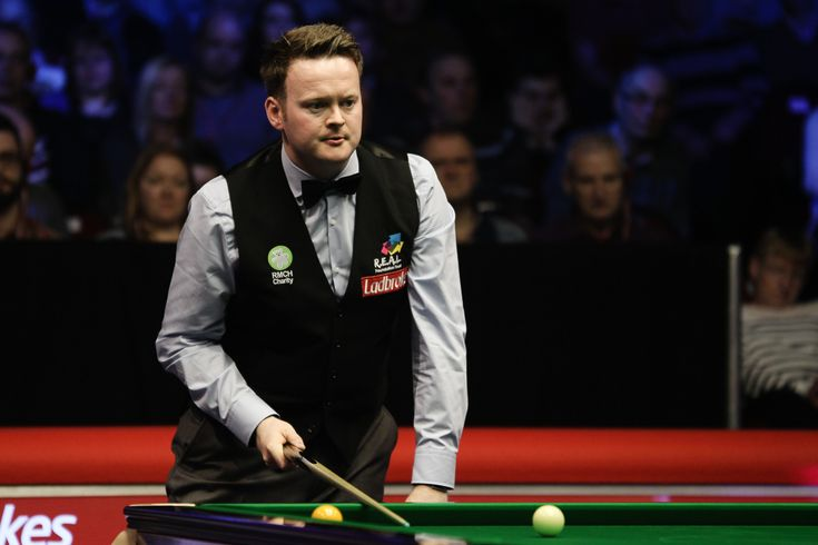 Shaun Murphy will hope to win back-to-back ranking titles for the first time in his career