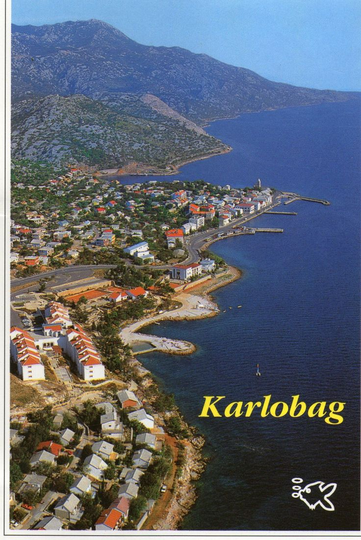 Karlobag is a historic and picturesque seaside municipality on the Adriatic coast in Croatia, located underneath Velebit overlooking the island of Pag, west of Gospić and south of Senj. The Gacka river also runs through the area. Today, chief occupations are fishing and tourism. Main activities include boating and hiking, as Karlobag is known for its excellent trails. The Velebit mountains rising above Karlobag have been declared the a world biosphere reserve, the only one in Croatia.