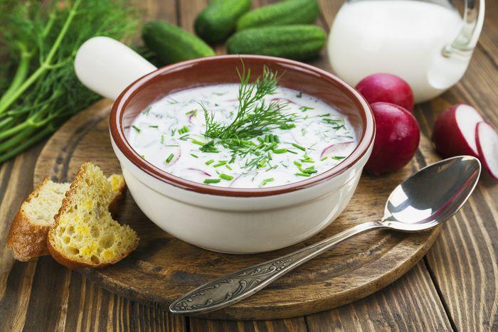 Okroshka - The Russian Cold Soup | FreshMAGAZINE US