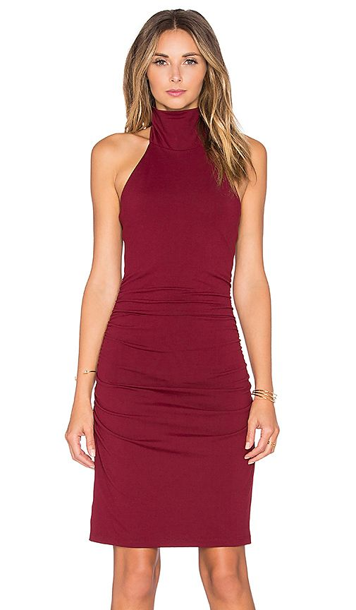 Shop for Susana Monaco Selena Dress in Beaujolais at REVOLVE. Free 2-3 day shipping and returns, 30 day price match guarantee.