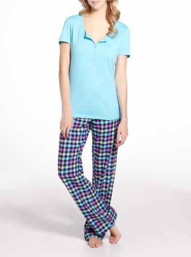 Ensemble pyjama en flanelle
