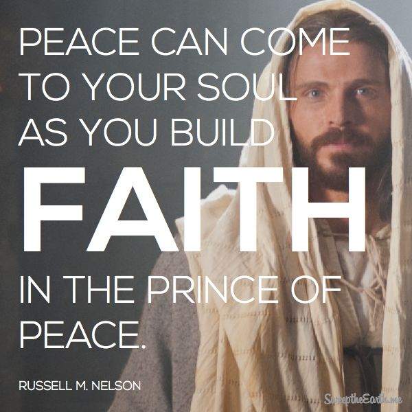 Lds Quotes On Peace: Best 25+ Prince Of Peace Ideas On Pinterest