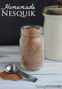 Sometimes getting your kids to drink milk is tough! With this simple 3 ingredient Homemade Nesquik they'll be asking for more! Plus, unlike the store bought kind you know exactly what's in it. You can use ordinary cocoa powder like Hershey's but if you really want to kick it up a notch and …