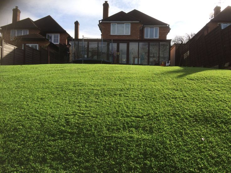 Trulawn Prestige is perfect for this large sloped area. https://www.trulawn.co.uk/news/sloping-to-success/?utm_campaign=coschedule&utm_source=pinterest&utm_medium=Trulawn%20Artificial%20Grass&utm_content=Sloping%20to%20Success%21