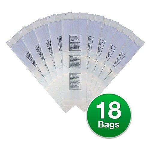 EnviroCare Replacement Bags for Dirt Devil Platinum (White) Force Vacuum models (6pk)