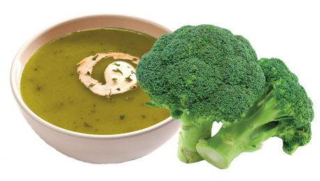 Baby Broccoli Soup, Not just for baby, perfect for the whole family! #BabyFood