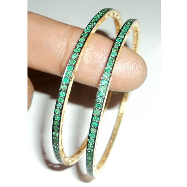 Party wear High quality Bangle Pair