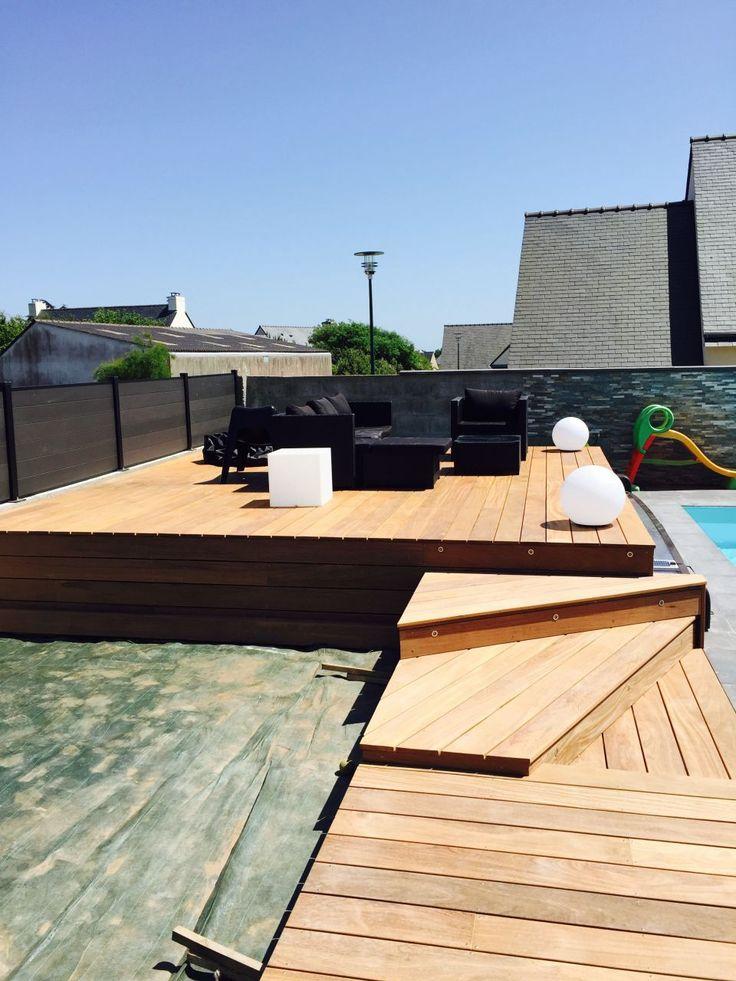 1000 id es sur le th me liner piscine sur pinterest spa for Piscine liner vert