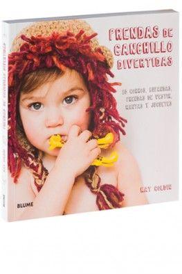 JUNY-2016. Kat Goldin. Prendas de ganchillo divertidas. MANUALIDADES 745 LAB