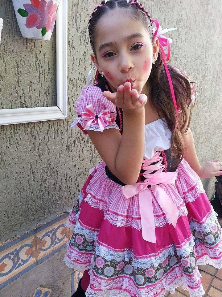 vestido-junino-fita-rosa-infantin-caipira