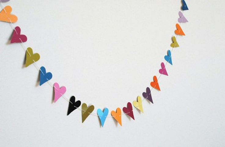 valentine's diy decorations   28 Cool Heart Decorations For Valentine's Day   DigsDigs