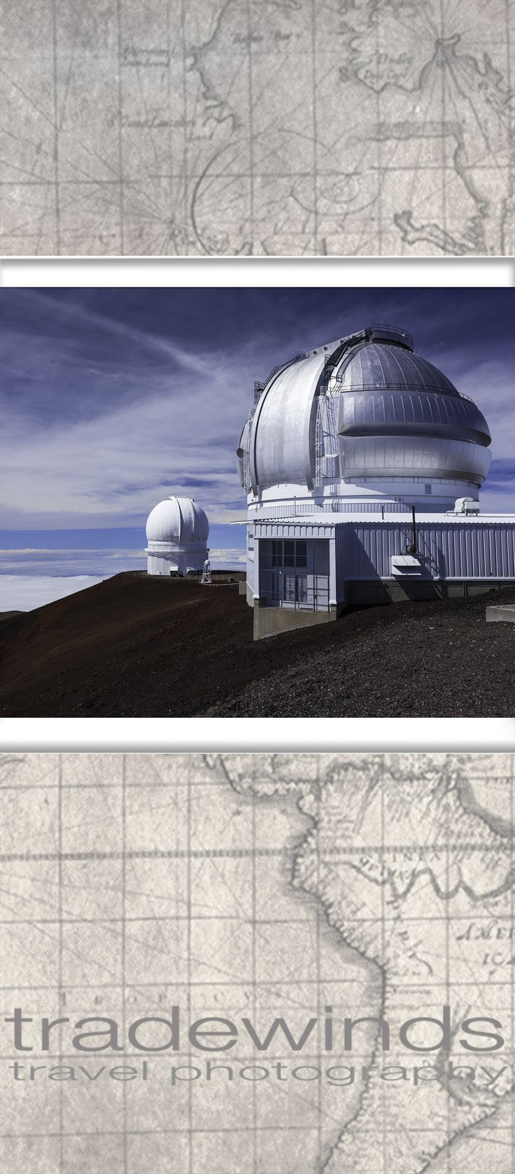 Gemini and Canada-France-Hawaii Telescope