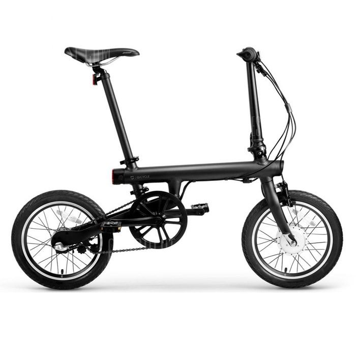 Qicycle Tdr01z Folding Moped Electric Bike E Bike From Xiaomi
