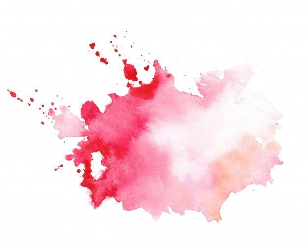 Download Stylish Red Watercolor Splatter Texture Stain For Free Watercolor Splatter Paint Splash Background Abstract Floral Art