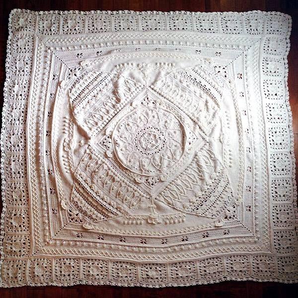 19 best Crochet Blankets images on Pinterest | Pattern library ...