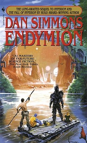 Endymion (Hyperion Cantos #3) by Dan Simmons