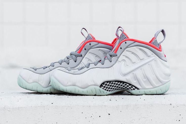 "Nike Air Foamposite Pro ""Pure Platinum"" (Yeezy) Detailed Pics & Release Info - EU Kicks: Sneaker Magazine"