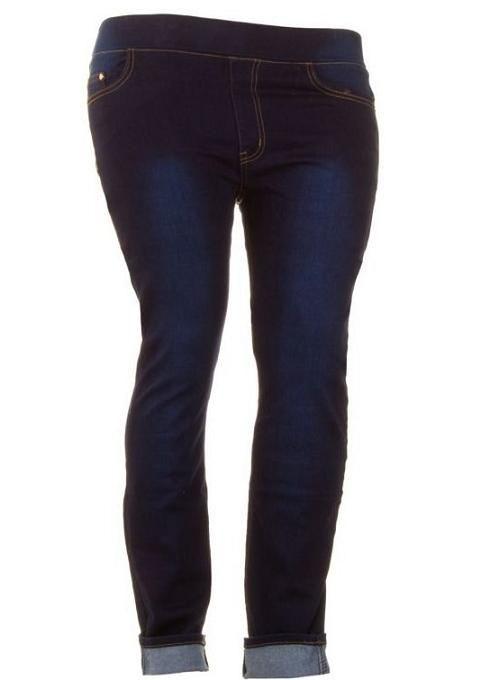 Jeans grote maten dames spijkerbroek donker blauw maat 40-50 €21,95 http://www.ladymode.nl/dameskleding/dames-kleding-grote-maten/jeans-broeken-korte-broeken/jeans-grote-maten-dames-spijkerbroek-donker-blauw Leuke jeans grote maten dames spijkerbroek van Miss One voor €21,95 in het donker blauw zonder knoop of ritssluiting in de maat 40 t/m 50