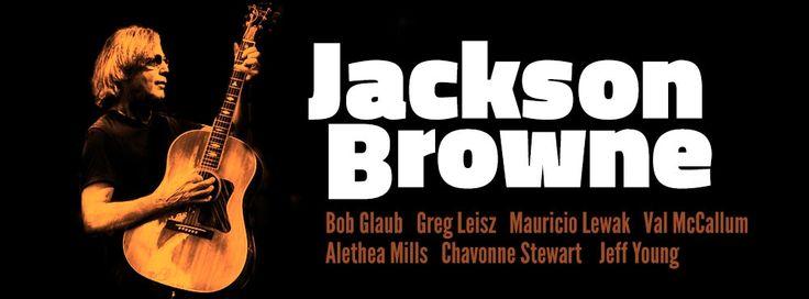JACKSON BROWNE - ウドー音楽事務所