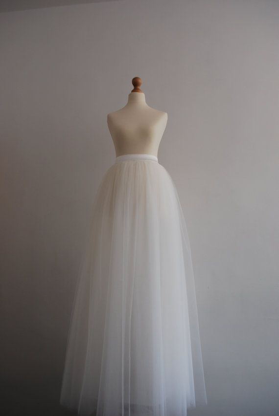 Hey, I found this really awesome Etsy listing at https://www.etsy.com/listing/195284313/the-bride-ladies-tulle-skirt-adult-tutu