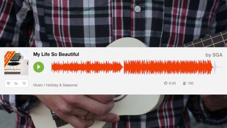 My Life So Beautiful by SGA (Production Music)