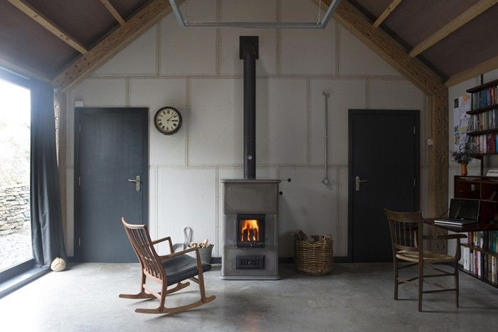 The Architect Is In: A Budget Barn in Wales: Remodelista