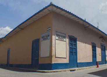 Teatro Coliseo Peralta