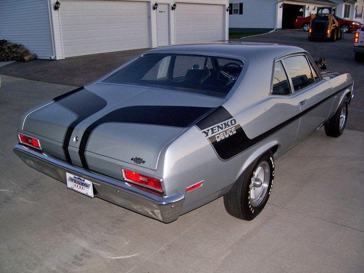 1970 Yenko Deuce Classiccar Ctins Awesome Chevy Muscle Cars Vintage Muscle Cars Muscle Cars