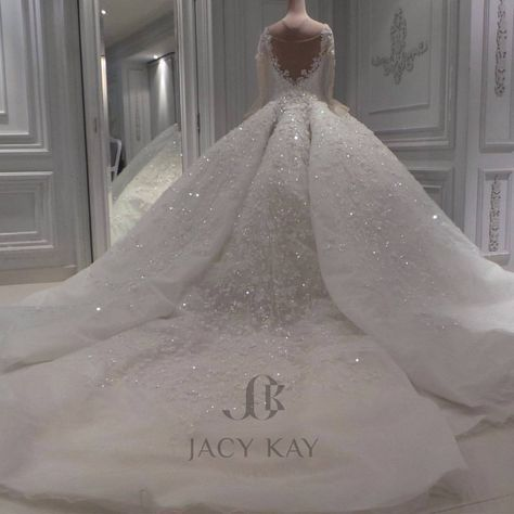 """""""Once in a while,right in the middle of ordinary life... LOVE give us a fairytale."""" #jacykaybrides"""