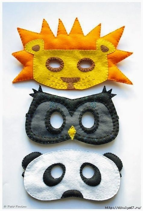 Carnival masks and costumes for children.  Carnival masks and costumes for kids