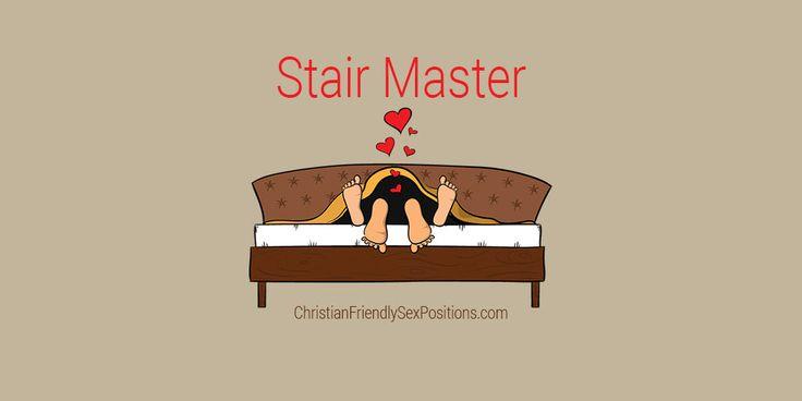 Christian friendly rear entry sex position enjoyed on stairs: Stair Master http://www.christianfriendlysexpositions.com/stair-master/?utm_content=buffera2d6e&utm_medium=social&utm_source=pinterest.com&utm_campaign=buffer #MarriageBed