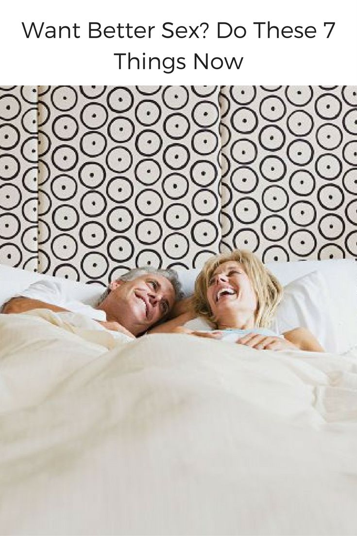 Create more heat between the sheets with these surprising sex tips. #sexualhealth #sexlife #everydayhealth | everydayhealth.com