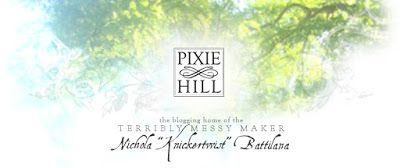 Really love this Pixie Hill blog...