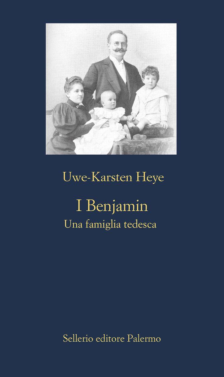 Uwe-Karsten #Heye I #Benjamin: una tragica saga familiare, un secolo di storia tedesca attraverso una famiglia esemplare, esempio di opposizione culturale e morale agli orrori che i conflitti portano con sé.