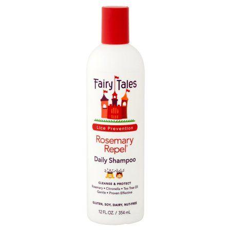 Fairy Tales Rosemary Repel Shampoo, 12 oz