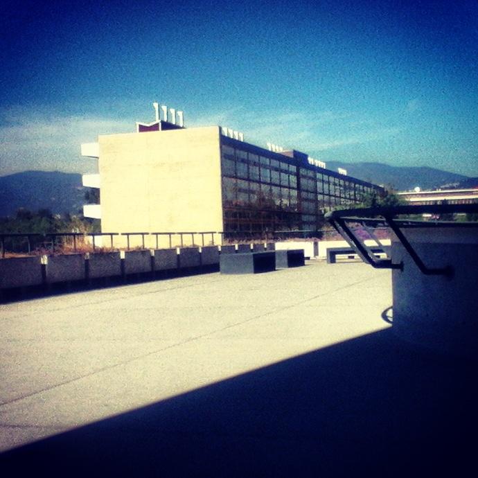 Edificio B - Facultad de Química - Ciudad Universitaria - UNAM - Cuidad de México