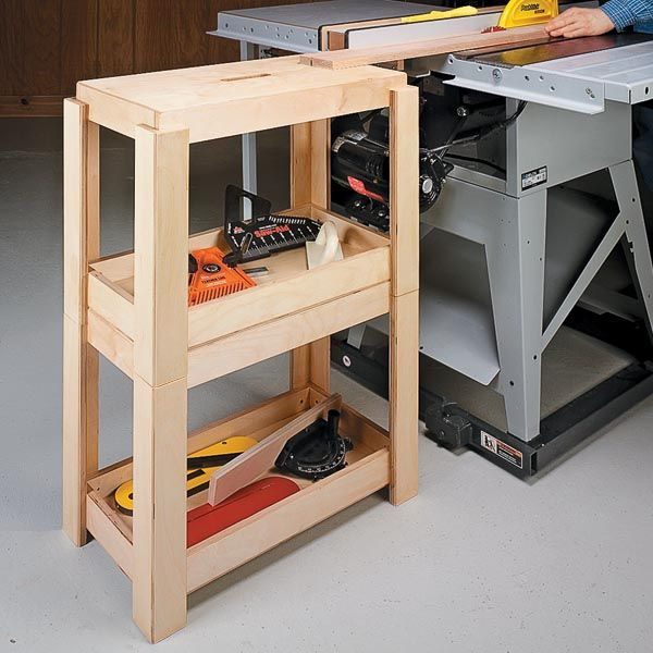 When two are stacked together theyu0027re at just the right height for outfeed & Best 25+ Shop stools ideas on Pinterest | Wood stool Diy shops ... islam-shia.org