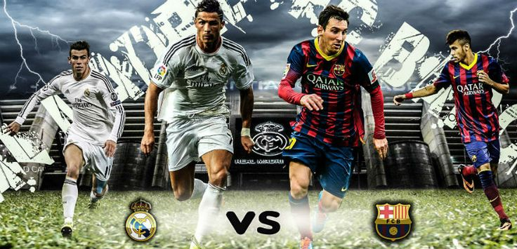 Live Stream- Real Madrid vs Barcelona: Real Madrid will host the League leaders Barcelona in the much awaited and first El-Clasico of the season at Santiago Bernabeu Stadium. Kickoff time of the match is 16:00 UK time and 20:30 Indian Time. The Los Banos unbeaten run coming to an end, after losing to Sevilla 3-2 away from home before going into the International break, while their display comes under the huge criticism. Meanwhile Barcelona is