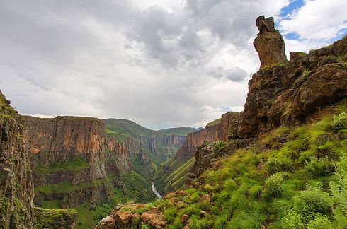 Lesotho   12 African Countries You Didn't Realize You Wanted To Go To