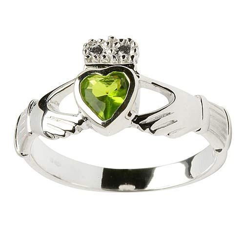 irish friendship ring