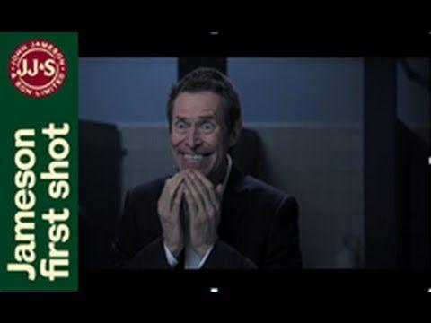 Willem Dafoe, The Smile Man: Jameson First Shot 2013