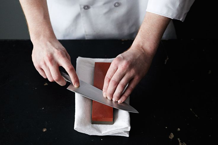 How to Sharpen Your Knives, Any Which Way on Food52